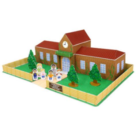 Canon Creative Park Papercraft - school craftown paper craft canon creative park