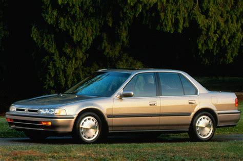 1990 93 honda accord consumer guide auto
