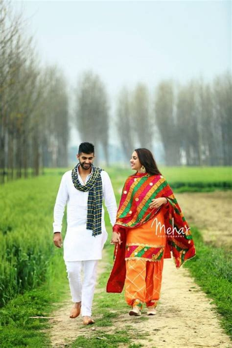 22 best images about Punjabi Couple on Pinterest   Pre
