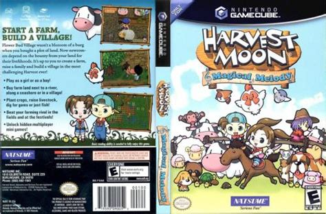 emuparadise harvest moon psp harvest moon magical melody iso