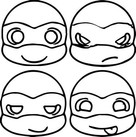 ninja turtles coloring pages easy simple coloring pages splendid teenage mutant ninja