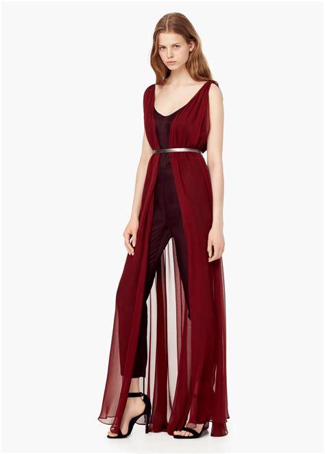 imagenes de vestidos otoño invierno 2016 ropa mango avance primavera verano 2018 imodamujer