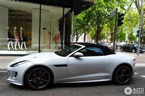 Jaguar F Type 2009 Jaguar F Type R Awd Convertible 7 May 2015 Autogespot