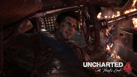 wallpaper 4k uncharted 4 uncharted 4 a thief s end wallpapers in ultra hd 4k