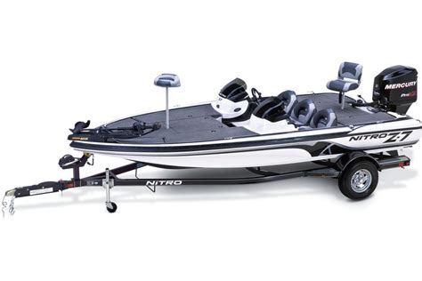 used nitro z7 bass boats for sale the gallery for gt nitro bass boats z7