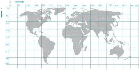 coordinates map cc solutions