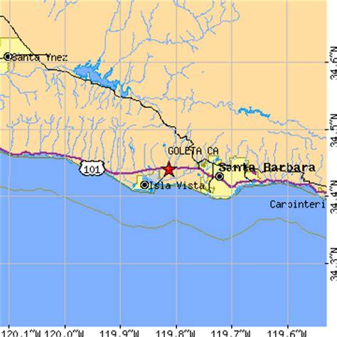 map of goleta california goleta california ca population data races housing