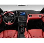 Image 2014 Nissan GT R 2 Door Coupe Premium Dashboard