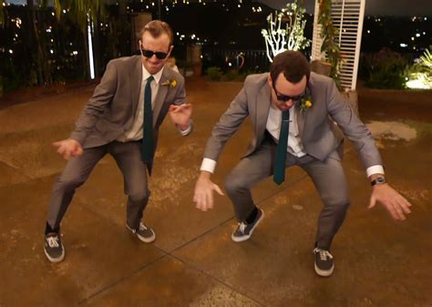 Best Men Kill It With Beyonce, NSYNC, Drake Wedding Dance