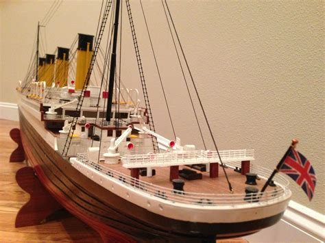 titanic model boat for sale handcrafted museum quality 70 quot rms titanic model 2015 for