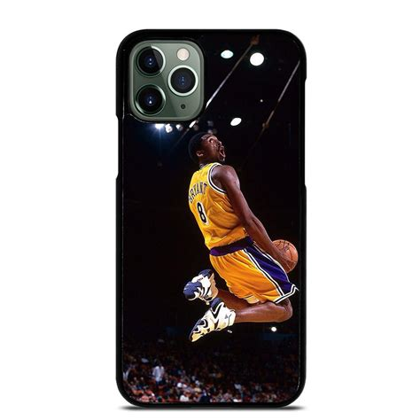 kobe bryant dunk iphone  pro max case teracase