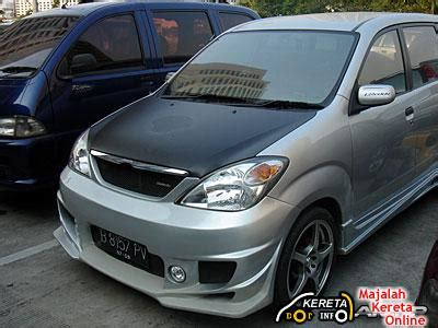 Bodykit Avanza Xenia 1 view of toyota avanza 1 3 s photos features and tuning of vehicles www lookautophoto
