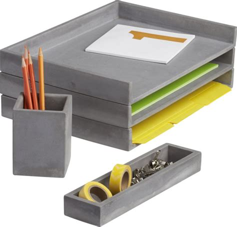 Modern Desk Supplies Image Gallery Modern Desk Accessories