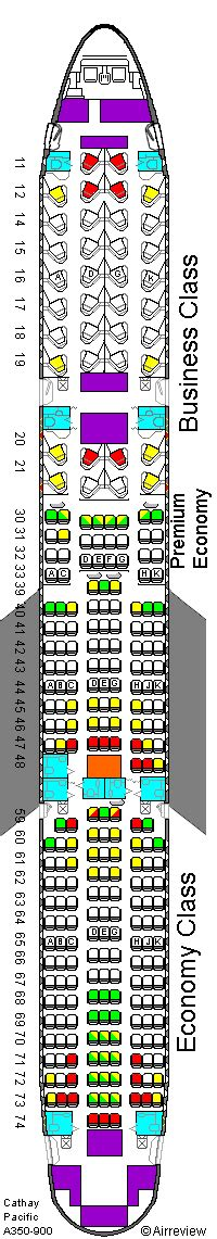 cathay pacific seat map cathay pacific a350 seat map cathay pacific airbus a350
