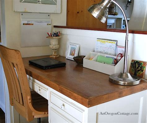 Simple Organizing Tips Home Holiday Kitchen Desk Organization