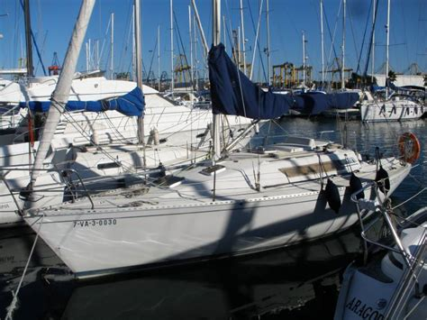 boats for sale in valencia beneteau first 30e in valencia sailboats used 55485