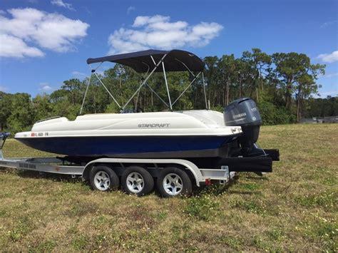 starcraft deck boat for sale starcraft str deck boat 2014 for sale for 19 900 boats