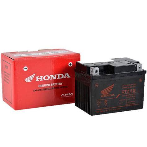 Spul Beat Fi Esp jual accu battery gtz4v 31500kwwa01 aki motor honda