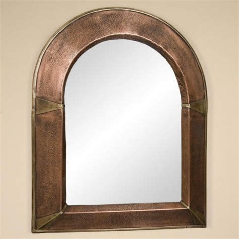 Copper Bathroom Mirrors by 10 Best Copper Mirror Frame Coppe Mirror Metal Mirror
