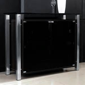 Black Cabinets With Glass Doors Buy Glass Sideboards Furniture In Fashion