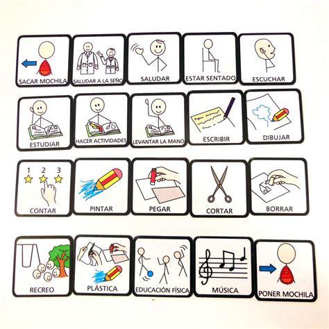 imagenes rutinas escolares pictos imantados actividades escolares juguetes