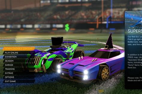 Car Types In Rocket League by Rocket League 10 Types Of Player Bull