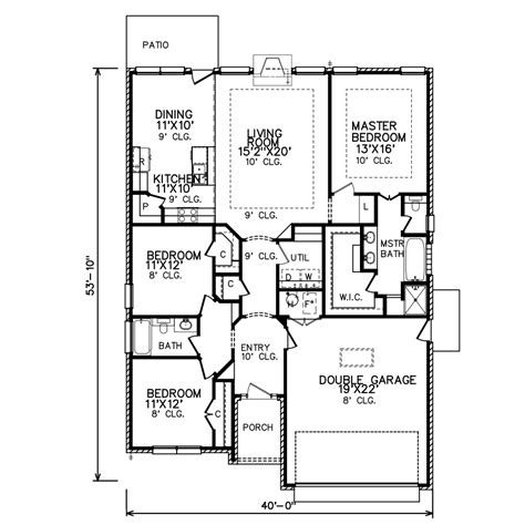 home plans oklahoma perry house plans oklahoma city ok