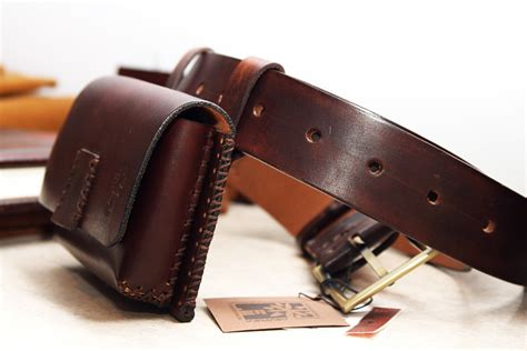 furgamurga leather goods small leather goods belt pocket