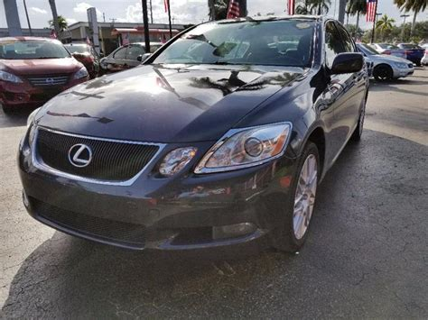 Lexus Gs 350 For Sale By Owner by 2007 Lexus Gs 350 For Sale In Florida Carsforsale