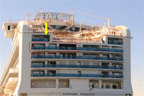 Carnival Cruise Suites Floor Plan sapphire princess cruise review cabin a746