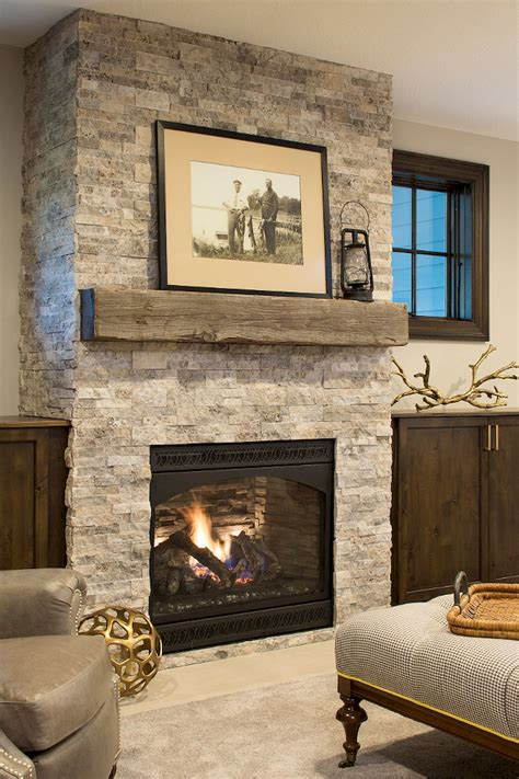 farmhouse style fireplace ideas 23 decorapartment - Style Fireplace