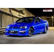 2010 HSV VE MALOO WITH TWIN TURBO SMALL BLOCK AND IRS REAR END