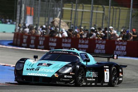 maserati mc12 race car maserati mc12 takes out 2010 fia gt1 chionship