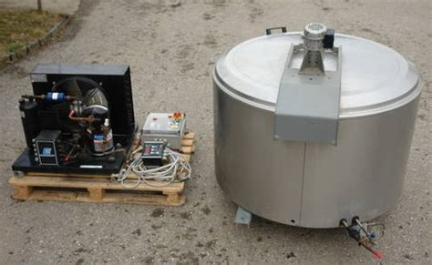 Lava L Tank by Delaval Rft Type 183 Kanters B V