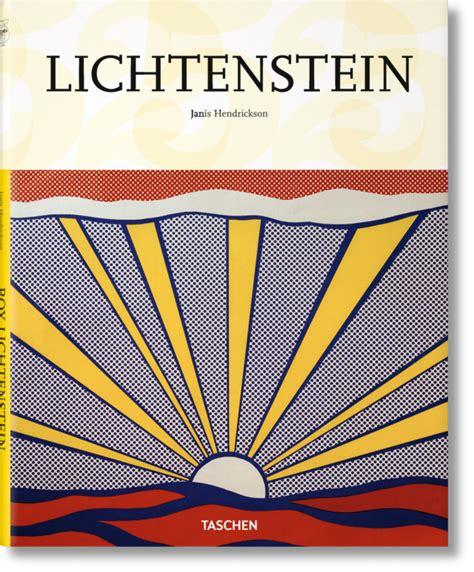 pop art taschen basic roy lichtenstein basic art series taschen books