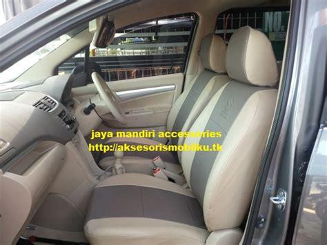 Sarung Jok Kulit Mobil Ertiga suzuki ertiga jaya mandiri aksesoris