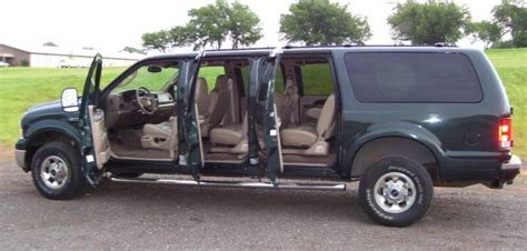 6 Door Excursion For Sale by 2003 Ford Excursion Six Door