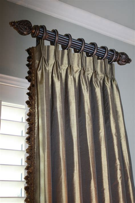 pinch pleat drapery hardware 17 best images about drapery pleats on pinterest box