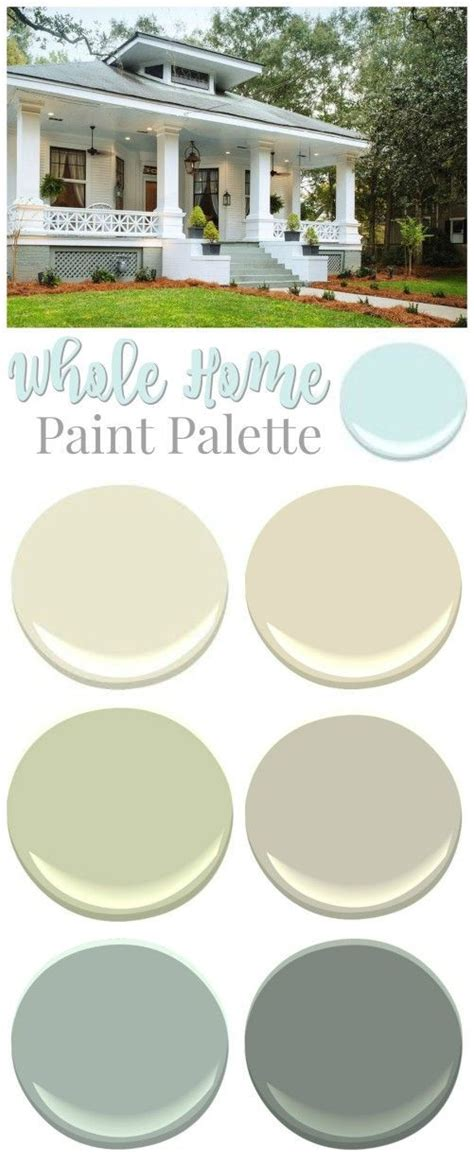 1000 images about paint whole house color palette on 1000 images about paint whole house color palette on