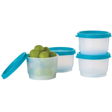 Tupperware Snack It tupperware snack cups 120ml 2pcs used with executive trendy lunch box ebay