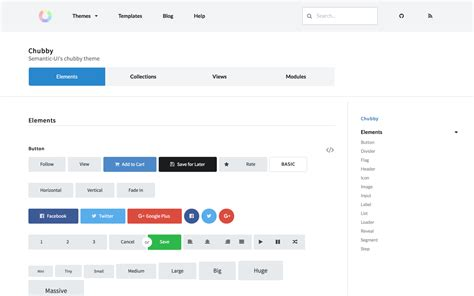 ui pattern exles semantic ui layout exles semantic ui forest collection of