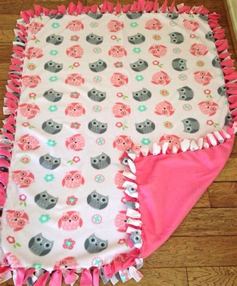 Handmade Blanket Ideas - 17 best images about no sew gift ideas on no