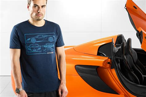 mclaren automotive clothing and merchandise at the