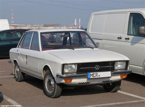 volkswagen k70 l wie er in den jahren 1970 bis 1972