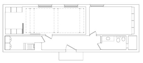 philip johnson glass house plan gallery of ad classics the glass house philip johnson 16