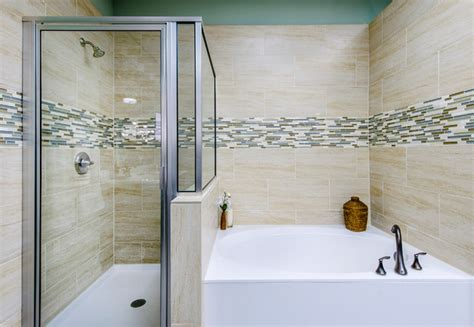 tile displays for bathrooms showroom displays contemporary bathroom by