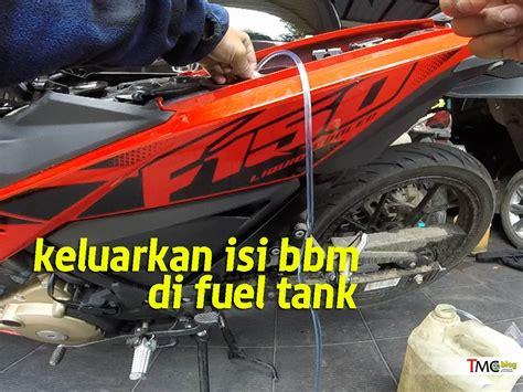 Kran Bensin Satria F vlog suzuki satria f150 iritnya kebangetan laporan