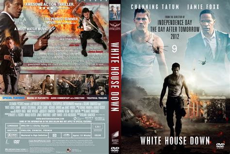 movie white house down white house down movie dvd custom covers white house down 2013 custom cover dvd