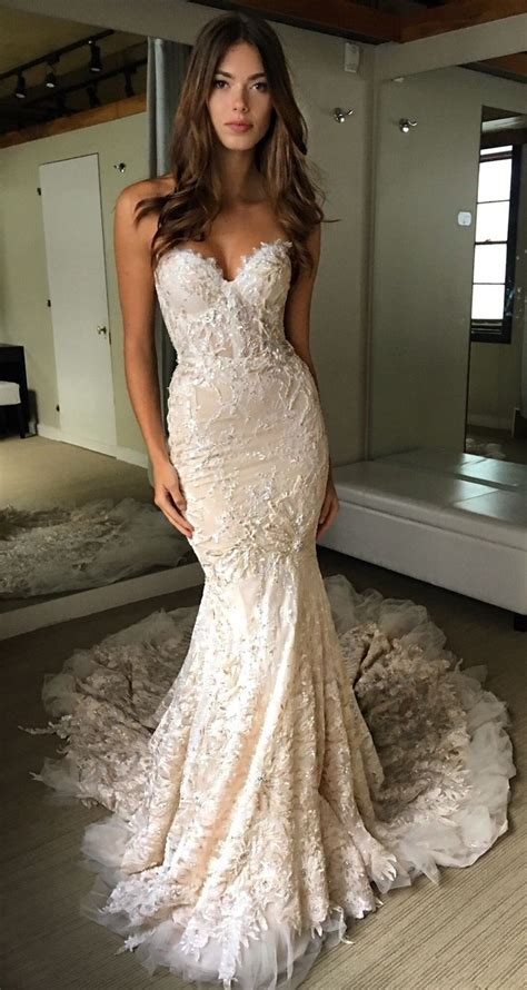 Mermaid Lace Wedding Gown best 25 mermaid wedding dresses ideas on