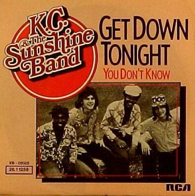 """""""Get Down Tonight"""" by KC & The Sunshine Band   Oldies"""